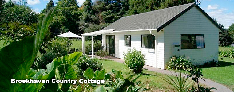 Broekhaven Country Cottage